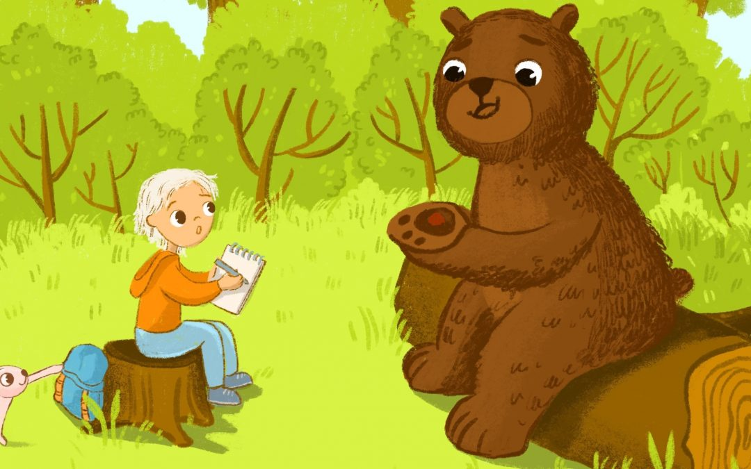 Authors Supporting Authors – Children's Author Showcase Interview